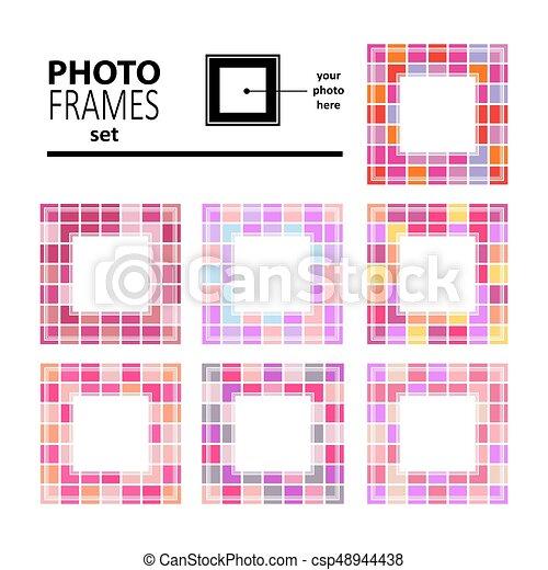 写真, frames-04 - csp48944438