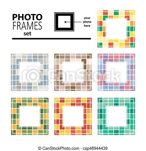 写真, frames-05 - csp48944439