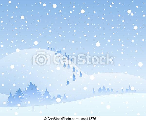 凍らせられた, 背景 - csp11876111