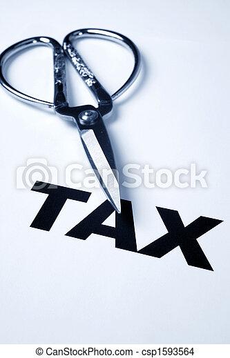 切口, 税 - csp1593564
