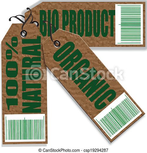切手, bio, プロダクト, セット - csp19294287