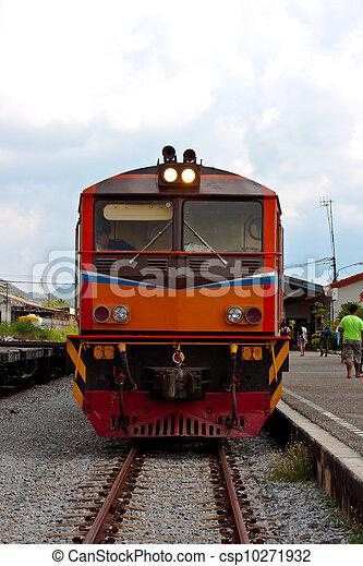 列車 - csp10271932