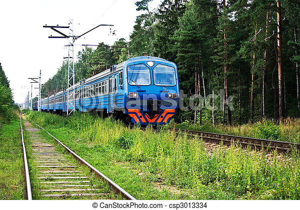 列車 - csp3013334
