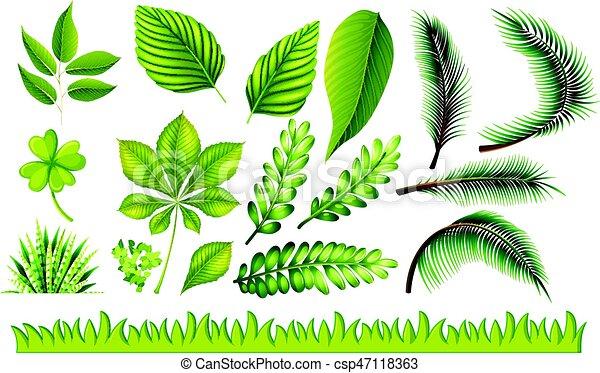 別, 草, 緑は 去る, タイプ - csp47118363