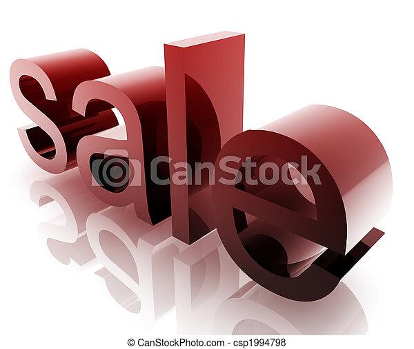 割引, 買い物, 販売 - csp1994798