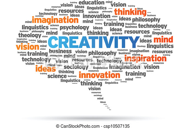 創造性 - csp10507135