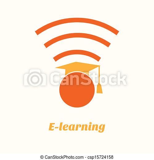 勉強, オンラインで - csp15724158