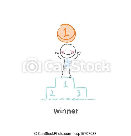 勝者 - csp15707033
