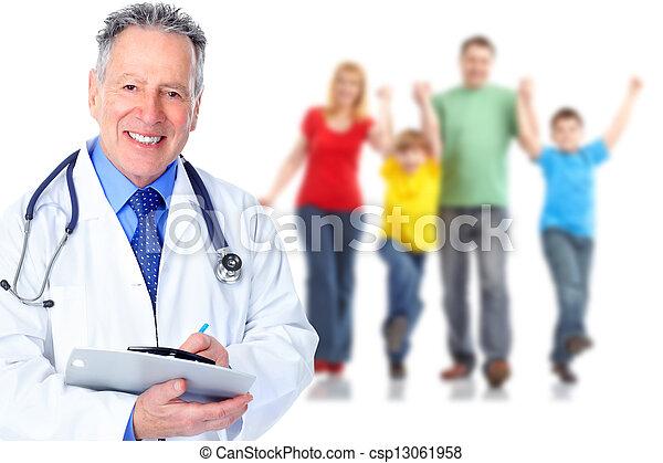 医学, グループ, 医者。 - csp13061958