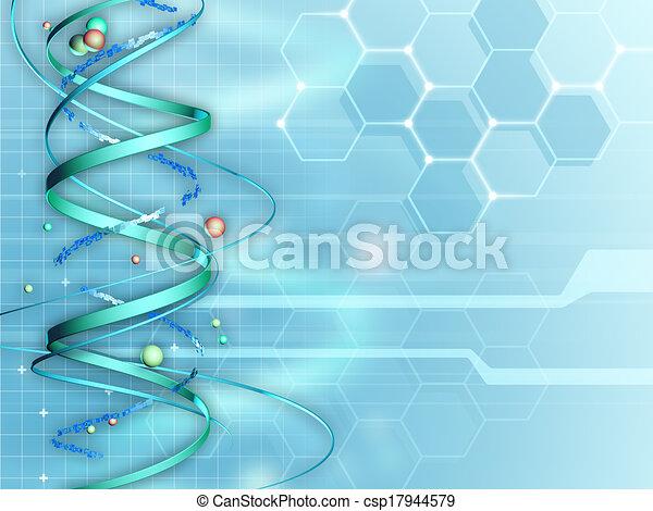 医学, 背景, 研究 - csp17944579
