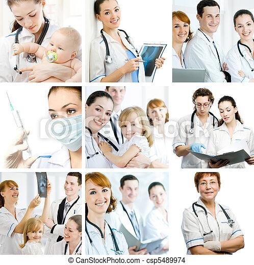医者 - csp5489974