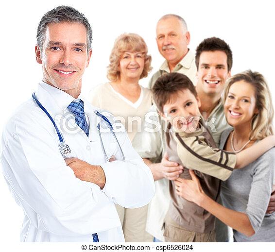 医者 - csp6526024