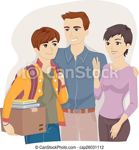 十代, 親, 人, 大学 - csp26031112