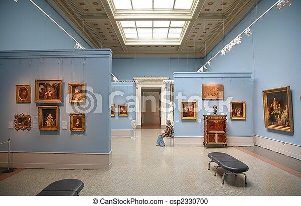博物館 - csp2330700