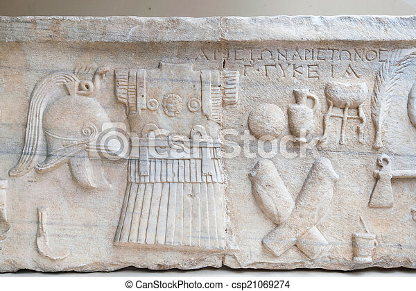 博物館, 歴史的, イスタンブール - csp21069274
