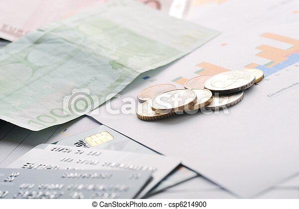 卡片, 信用, 钱 - csp6214900