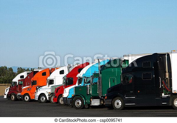 卡車 - csp0095741