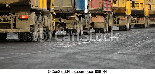 卡車 - csp1806144