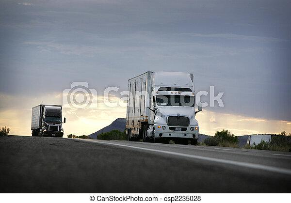 卡車 - csp2235028