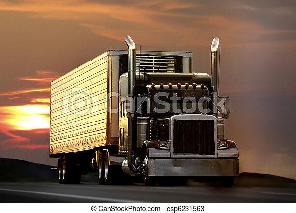 卡車 - csp6231563