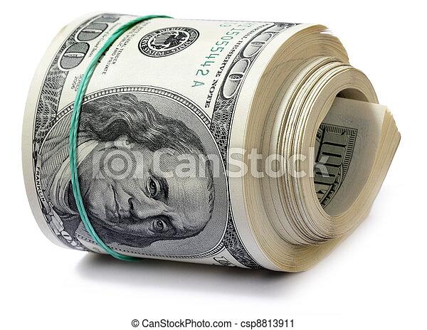 卷, 钱。 - csp8813911