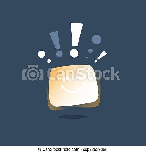 反馈, 好, 思想, 服务, 概念, 积极, 快车, 乐观主义, 感情, 态度, 客户, 经验, 质量, 开心 - csp72639898