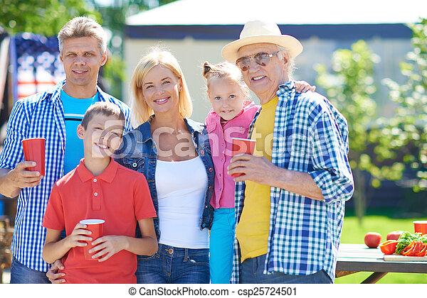 収集, 家族 - csp25724501