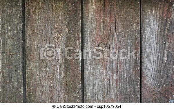 古い, 背景, 木製の肉質 - csp10579054