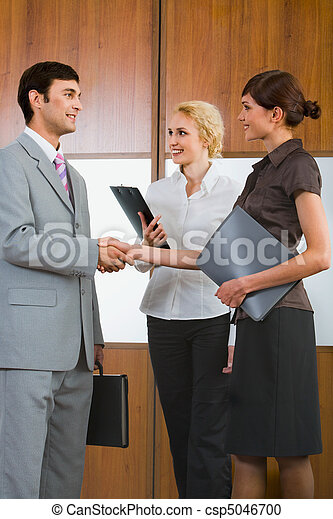 合意, ビジネス - csp5046700