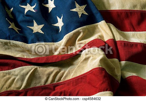 合衆国旗 - csp4584632