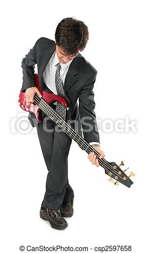 吉他手, 衣服 - csp2597658