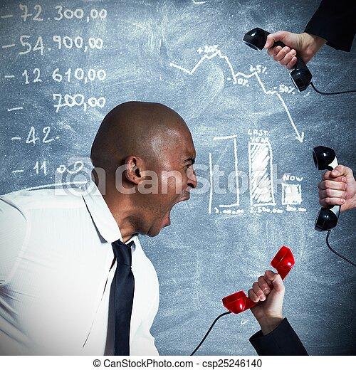 呼出し, ビジネス - csp25246140