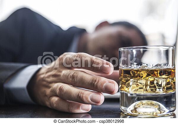 問題, アルコール - csp38012998