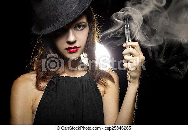 喫煙, 選択肢 - csp25846265