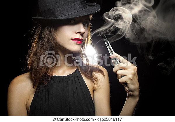 喫煙, 選択肢 - csp25846117