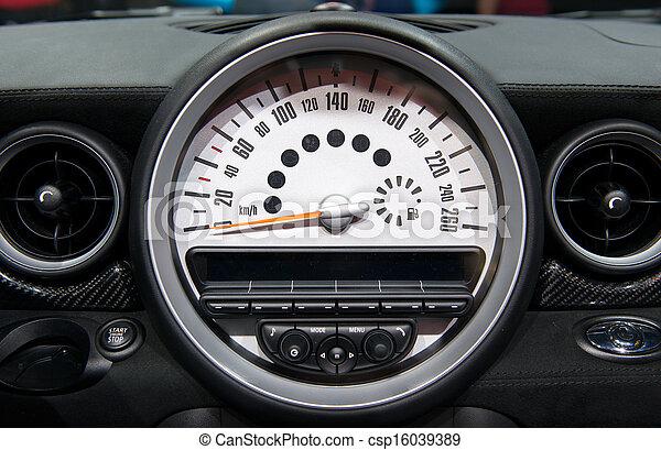 回転速度計, 自動車 - csp16039389
