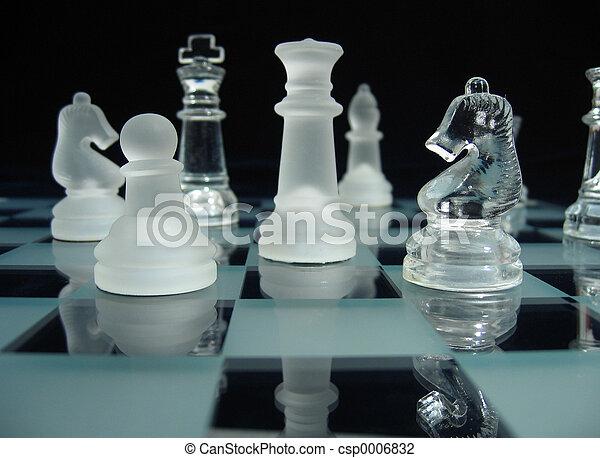 國際象棋 - csp0006832