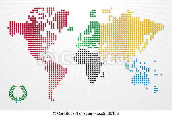 地図 オリンピック ゲーム イラスト 世界 地図 オリンピック