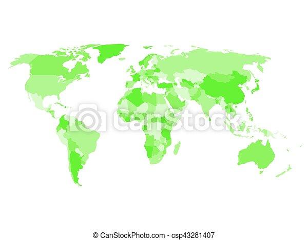 地図 国 依存した より大きい 主権 領土 名前 世界 地図 国