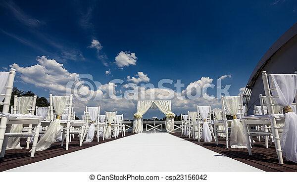 地方, 婚禮 - csp23156042