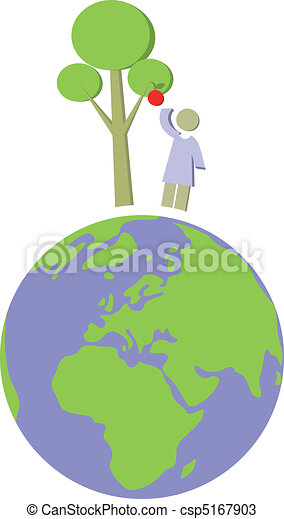 地球の 地球, セット, 012 - csp5167903