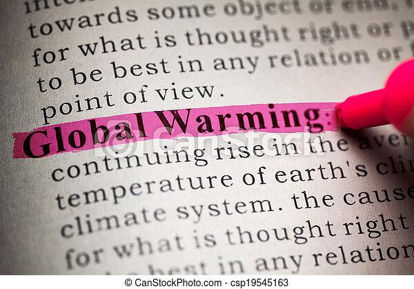 地球温暖化 - csp19545163