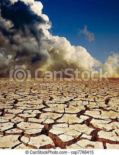 地球温暖化 - csp7766415