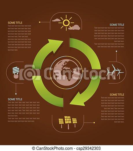 地球, エネルギー, 効率 - csp29342303