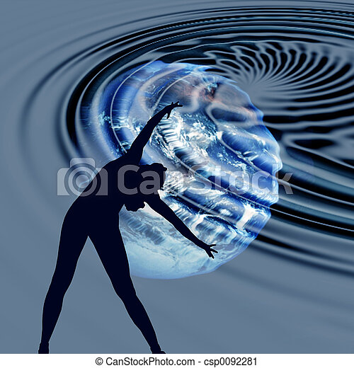 地球, 保護しなさい - csp0092281