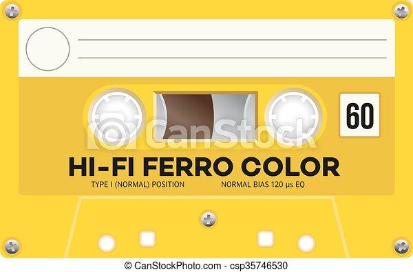 型 カセットテープ カセット オーディオ 古い Technology 型 隔離