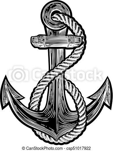 型 スタイル 錨 イラスト 入れ墨 入れ墨 スタイル 型 船