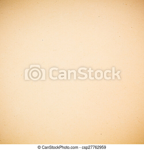 型, ペーパー, 手ざわり, yellowed - csp27762959