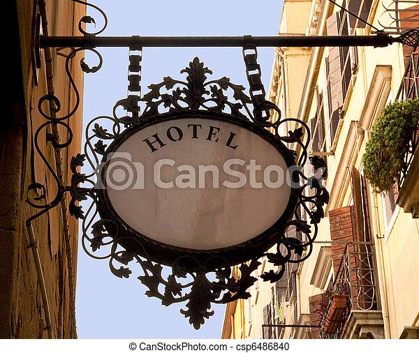 型, hotel. - csp6486840