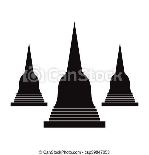 塔, ベクトル - csp39847053